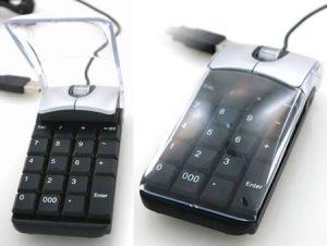 keypad mouse